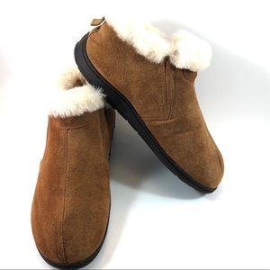 Dream Paris Shoes - Dream Paris Shearling Lined Slippers